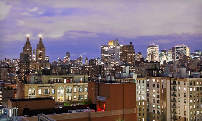 NYLO New York City - New York City: Stay at NYLO New York City on Manhattan's Upper West Side