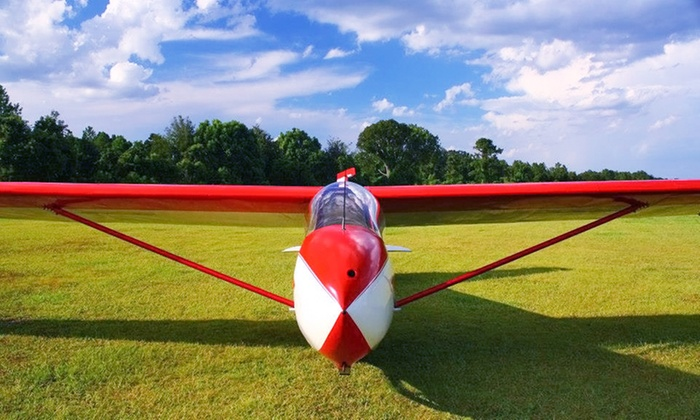 Citrus Soaring - Mid Florida Airport: 20- or 30-Minute Scenic Glider Flights with Recorded Video for One or Two at Citrus Soaring (Up to 35% Off)