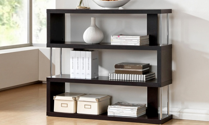 Zig Zag Shelves Groupon Goods