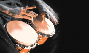 Interact and Learn: One, Four, or Eight 60-Minute Group Hand-Drum Lessons at Interact and Learn (Up to 58% Off)