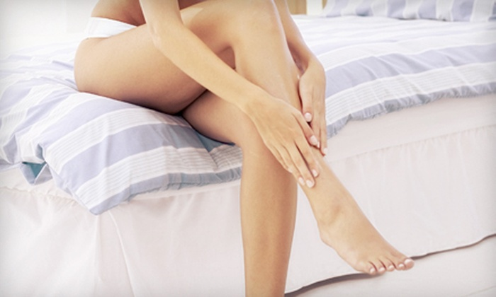 Janelle MediSpa - Bowie: Six Laser Hair-Removal Treatments for a Small, Medium, or Large Area at Janelle MediSpa in Bowie (Up to 93% Off)