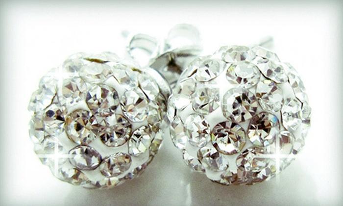 71 Off Swarovski Crystal Earrings From Cz Jewels