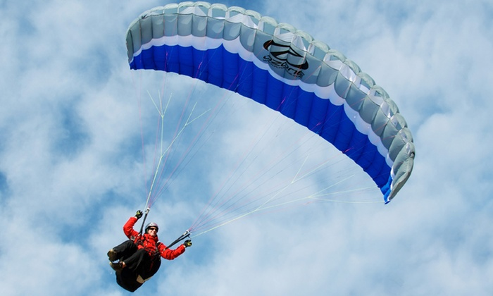 Speedfly California - San Jacinto: $349 for a Paragliding or Speedflying Intro Class for Two ($500 Value)