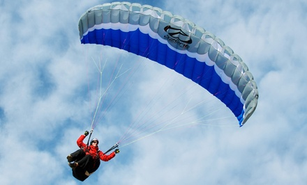 $349 for a Paragliding or Speedflying Intro Class for Two ($500 Value)