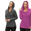Marika Tek Women's Tech Hooded Sweatshirts