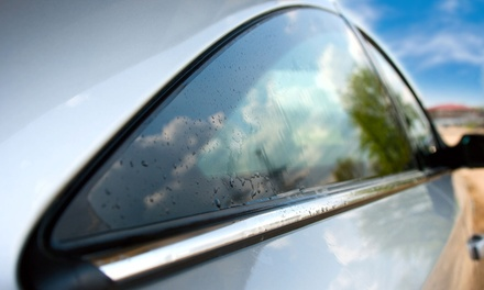 Tinting at Dr. Tinto Window Tinting and Automotive Accessories (Up to 55% Off). Two Options Available.