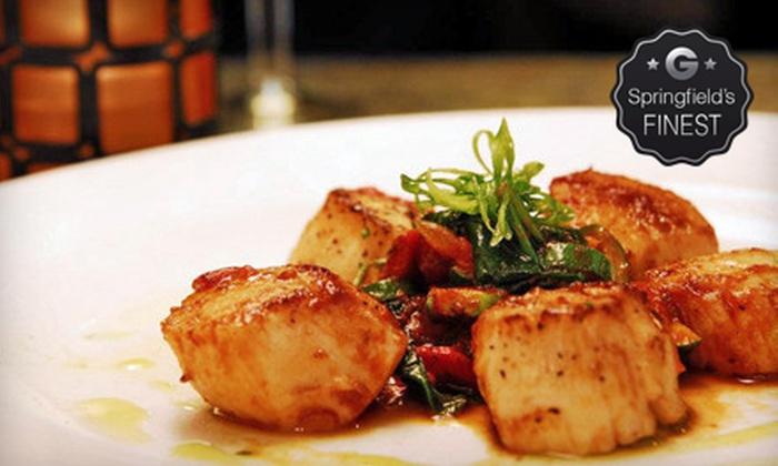 Pinocchio's Ristorante - Palmer Town: Italian Cuisine at Pinocchio's Ristorante (Half Off). Two Options Available.