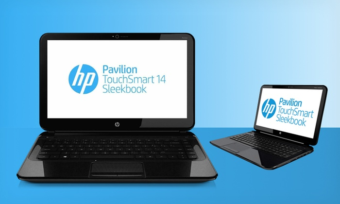 HP Pavilion 14'' TouchSmart Laptop (D1G64UA): $429.99 for an HP Pavilion 14'' TouchSmart Laptop (Manufacturer Refurbished) ($638 List Price). Free Shipping & Returns.