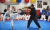 Abrigo Martial Arts - Westchester-Playa Del Rey: Two Months Unlimited Children's Tae Kwon Do or Adults' Boxing or Kickboxing at Abrigo Martial Arts (Up to 83% Off)