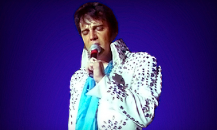 Heart of the King - Downtown: Heart of the King Elvis Tribute Concert at the France-Merrick PAC on April 14 (Up to 56% Off). Four Options Available.