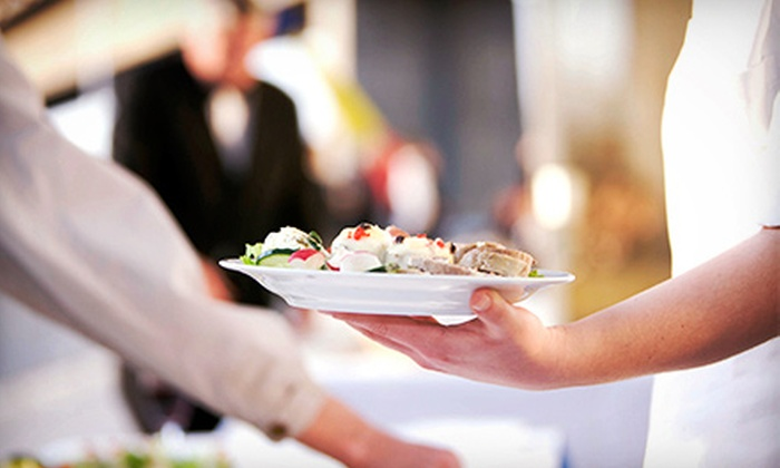 West Coast Catering - Victoria: Four Take-Home Dishes or $500 Worth of Catering from West Coast Catering (Up to 60% Off)