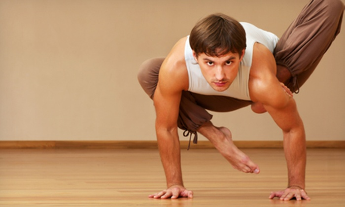 Halifax Yoga - Armdale: 5 or 10 Drop-in Yoga Classes at Halifax Yoga (Up to 58% Off)