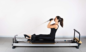 Polestar Physical Therapy & Pilates Center: Intro Pilates  Class with 4 or 9 Level-One Classes at Polestar Physical Therapy & Pilates Center (Up to 76% Off)