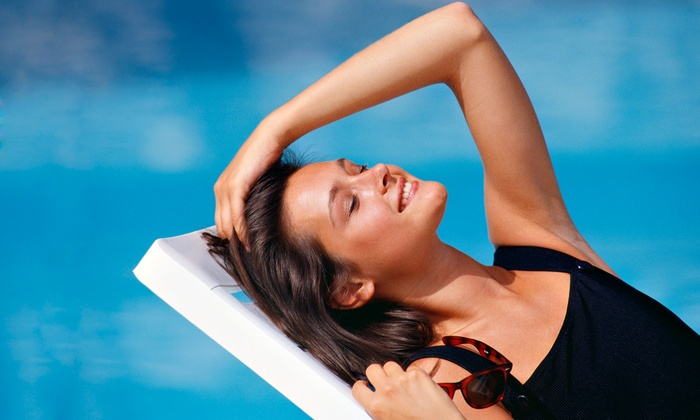 Lavenders Nail & Tanning Studio - Hanthorn: UV-Bed or Norvell Spray Tans at Lavenders Nail & Tanning Studio. Five Options Available.