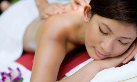 One or Two 60-Minute Swedish or Deep-Tissue Massages at Ooh La La Massage (Up to 57% Off)