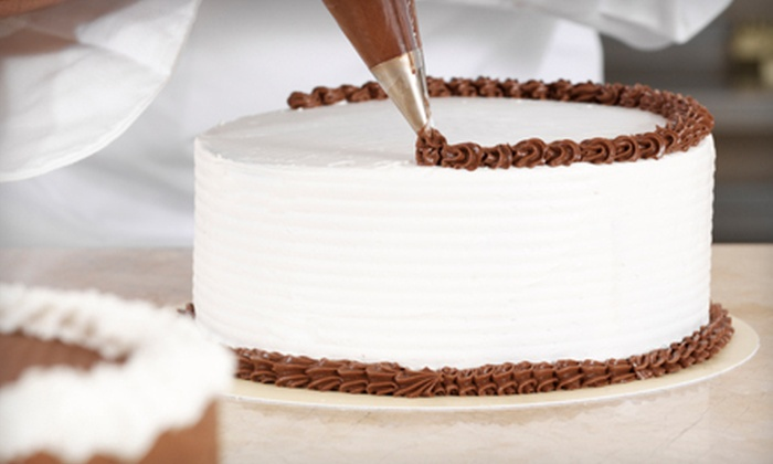 Àvia Cakes - Milwaukee: Cupcakes and Cakes Delivered by Àvia Cakes (Up to 52% Off). Three Options Available.