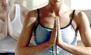 Southern Sky Yoga: $54 for 10 Yoga Classes at Southern Sky Yoga (Up to $120 Value)