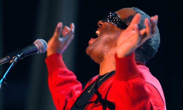 """Ellis Hall is Ray Charles - Max M. Fisher Music Center: """"Ellis Hall is Ray Charles"""" with the Detroit Symphony Orchestra for Two on November 22 or 24 (Up to 50% Off)"""