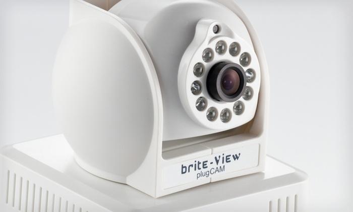 brite-View plugCAM Powerline Home-Network Camera Kit: brite-View plugCAM Powerline Home-Network Camera Kit. Free Shipping.