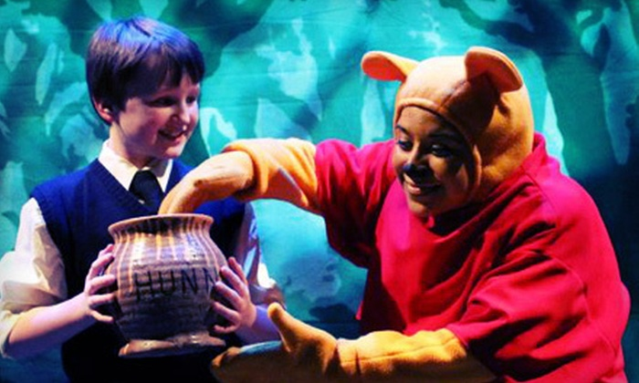 "Storybook Theater presents Disney's ""Winnie the Pooh Kids"" - Duke Energy Center for the Performing Arts: $15 to See Disney's ""Winnie the Pooh Kids"" Musical at Duke Energy Center on April 12–14 (Up to $25.80 Value)"