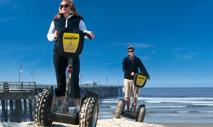 Segway Tours by Wheel Fun Rentals - Pismo Beach: One-Hour Segway Rental for One or Two from Segway Tours by Wheel Fun Rentals (51% Off)