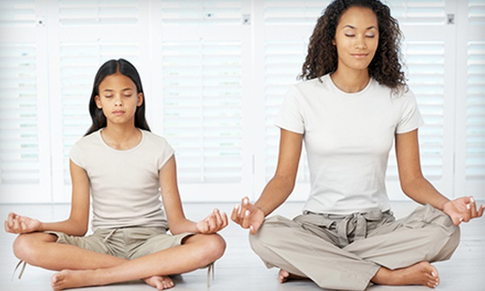 Yogi Kids & Fit Families - Flower Mound: 10, 20, or 30 Yoga and Fitness Classes at Yogi Kids & Fit Families (51% Off)