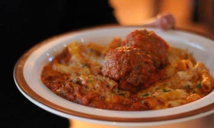 Italian Cuisine at Fornello Trattoria (Half Off). Four Options Available.