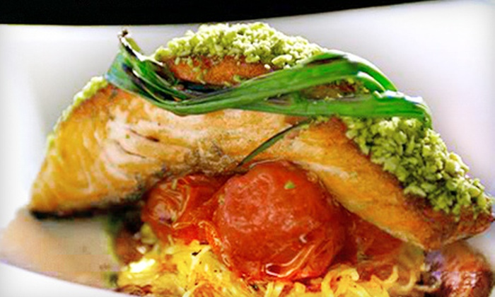 The Beaconsfield - Queen Street West: Three-Course Bistro Dinner for Two or Four at The Beaconsfield (Up to 54% Off)