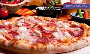PER NOI | Restaurant & Bar: 3-Gänge-Menü mit Pizza oder Pasta inkl. Aperitif für 2 od. 4 Personen im PER NOI | Restaurant & Bar (bis zu 52% sparen*)