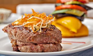 Z-Two Restaurant and Lounge: Upscale Diner Food at Z-Two Restaurant and Lounge (Up to 50% Off). Four Options Available.