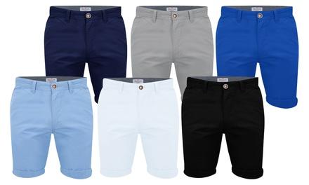 Shorts de la marque Stallion collection Bedford pour Homme