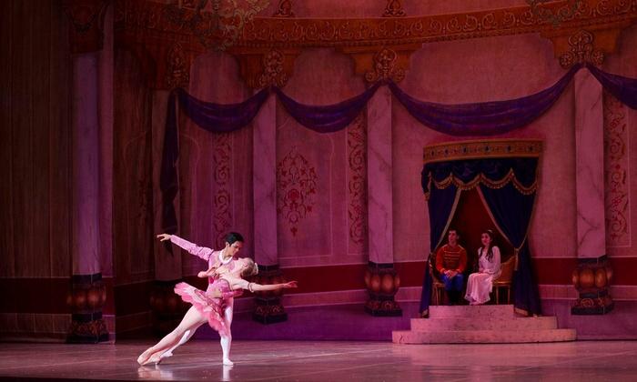 """The Nutcracker"" - Tobin Center for the Performing Arts: Ballet San Antonio's ""The Nutcracker""on November 30 or December 4 (Up to 37% Off)"