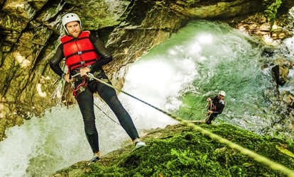 Day of Outdoor Activities in the Peak District for One or Two by Truth and Trust Adventure (84% Off)