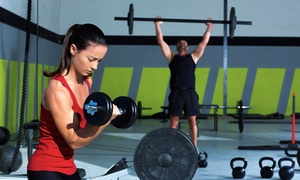 510 CrossFit: 5 or 10 CrossFit Classes at 510 CrossFit (61%  Off)