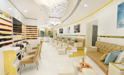 60- or 90-Minute Swedish or Relaxing Spa Treatment at In Vogue Ladies Beauty Saloon