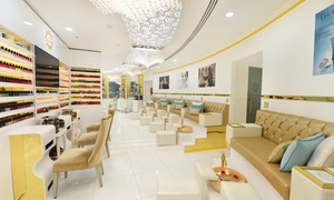 In Vogue Ladies Beauty Saloon: 60- or 90-Minute Swedish or Relaxing Spa Treatment at In Vogue Ladies Beauty Saloon