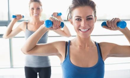 Choice of Three Fitness Classes