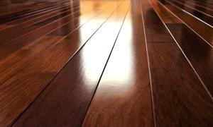 Mel's Flooring Refinishing: $99 for 200 Square Feet of Hardwood Floor Refinishing from Mel's Flooring Refinishing ($200 Value)