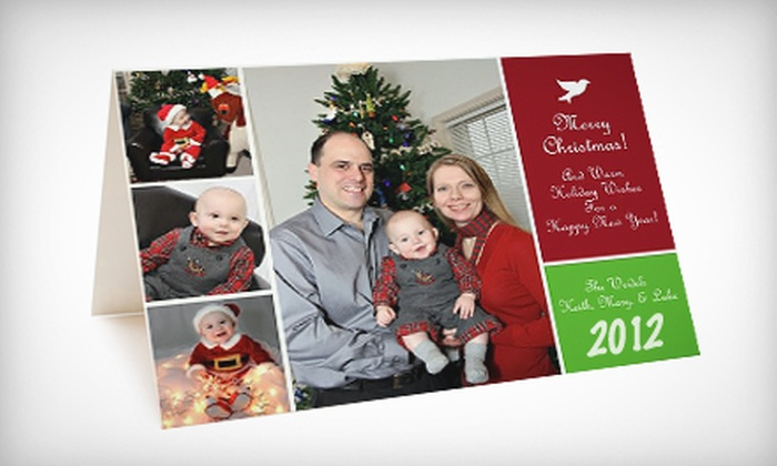 Kreativ Imaging - Sterling Heights: Photo Shoot with 25 Holiday Cards and Retouching from Kreativ Imaging ($200 Value)