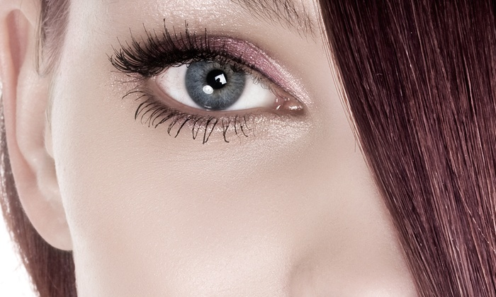 Permanent eyeliner forever young skin care groupon for Tattoo eyeliner bottom lid