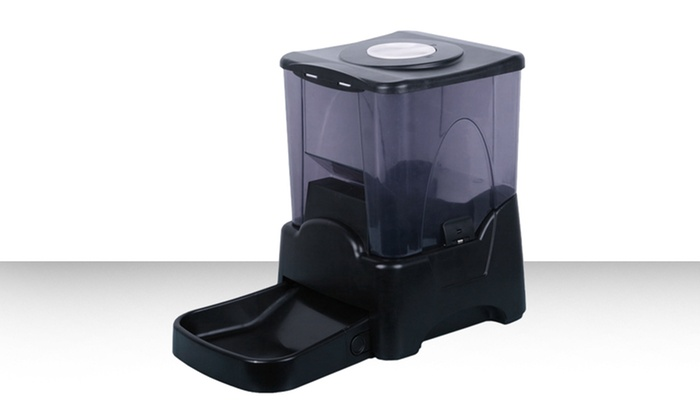 PAW Large-Capacity Automatic Programmable Pet Feeder: $59.99 for a PAW Large-Capacity Automatic Programmable Pet Feeder ($114.95 List Price). Free Shipping and Returns.