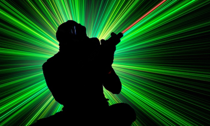 Ultrazone - Bensalem: $15 for Five Games of Laser Tag at Ultrazone (Up to $32.50 Value)