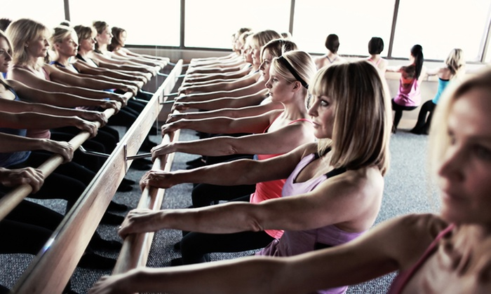 Pure Barre - Athens-Clarke County unified government (balance): 5 or 10 Pure Barre Classes at Pure Barre (51% Off)