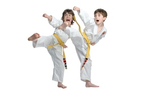 Champions Martial Arts: Four- or Eight-Week Youth Membership with Uniform, or Workshop at Champions Martial Arts (Up to 91% Off)
