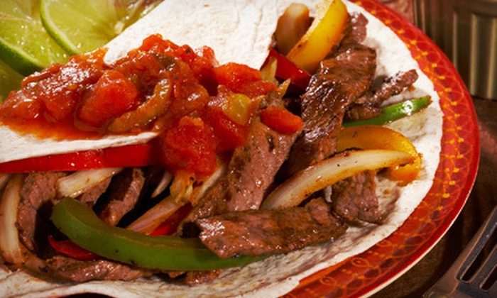 El Patron Restaurant & Cantina - Georgetown: $10 for $20 Worth of Mexican Food at El Patron Restaurant & Cantina