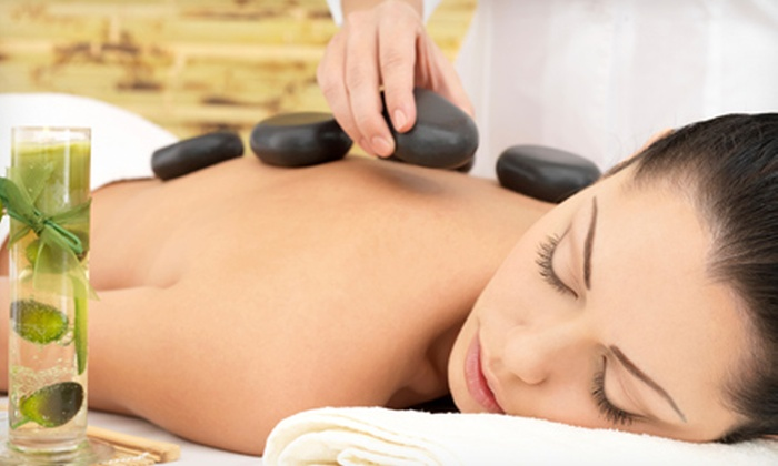 The Spa At The Village - The Spa at the Village: $99 for a Spa Package with Body Wrap, Hot-Stone Massage, and Facial at The Spa At The Village ($475 Value)
