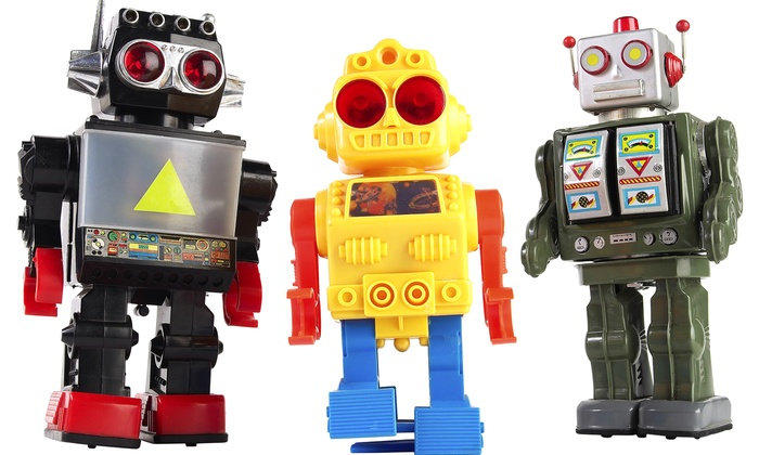 Code IT Kid - Westerville: $149 for a Half-Day Youth Robotics Program from Code IT Kid ($249 Value)
