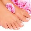 45 Minuten Wellness-Fußpflege