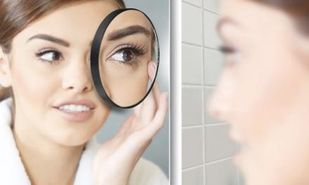 Vergrotende make up spiegel groupon goods for Vergrotende spiegel