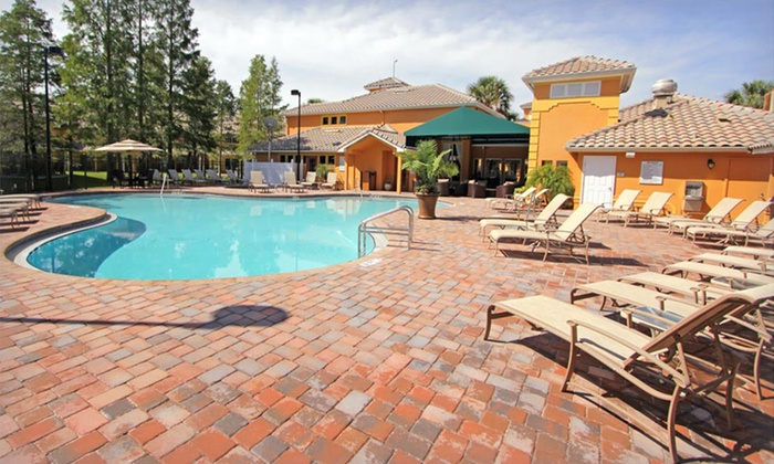 Family Friendly Villas Near Orlando Theme Parks